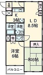 綾瀬駅 11.0万円