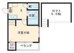 東枇杷島駅 4.0万円