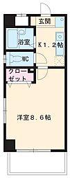 東枇杷島駅 4.4万円