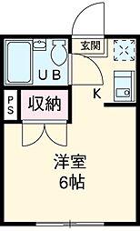 西巣鴨駅 5.3万円
