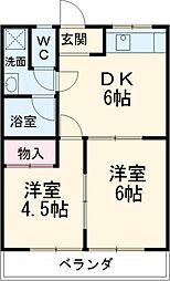 桜町前駅 4.7万円