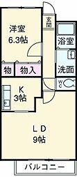 近鉄富田駅 5.4万円