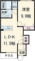 河原田駅 5.4万円