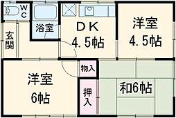 北高崎駅 4.7万円