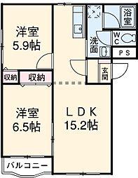 西尾駅 5.3万円