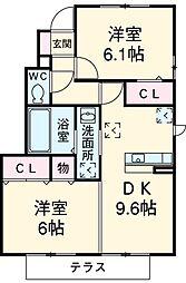 西尾駅 7.0万円