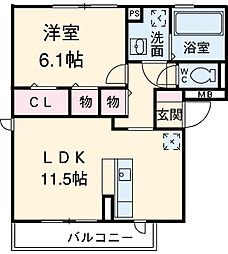 岩塚駅 8.0万円