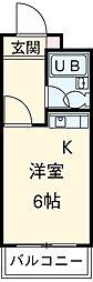 神宮西駅 3.3万円