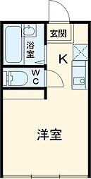 京急鶴見駅 5.3万円