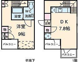 駒場東大前駅 14.4万円