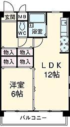 福岡空港駅 5.2万円