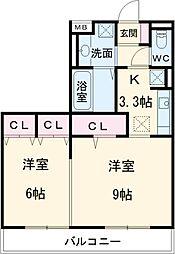 逢妻駅 8.4万円
