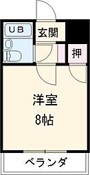 剛志駅 1.5万円
