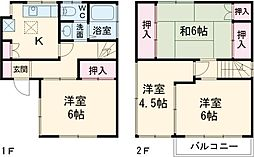 市川駅 6.9万円