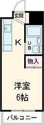 西葛西駅 5.5万円