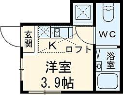 井の頭公園駅 5.2万円