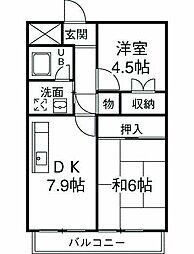 藤が丘駅 4.2万円