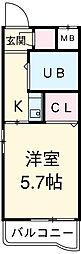 本郷駅 2.8万円