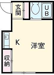 一社駅 2.6万円