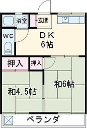 上社駅 3.8万円