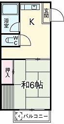 豊田駅 3.3万円
