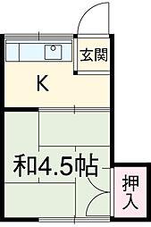中神駅 2.4万円