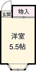 王子駅 3.6万円