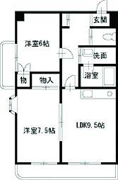 木曽川駅 5.5万円