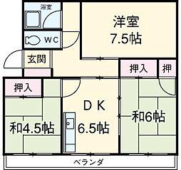 石刀駅 4.8万円