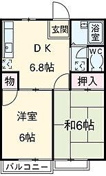 妙興寺駅 3.5万円