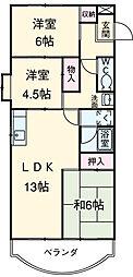 石刀駅 5.5万円