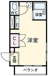愛知大学前駅 3.3万円