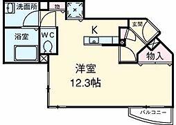 多摩川駅 8.7万円