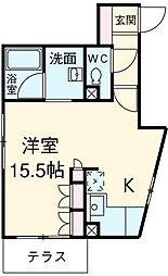 多摩川駅 9.8万円