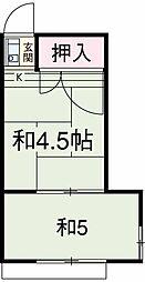 蒲田駅 3.9万円