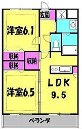 川越市駅 8.7万円