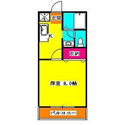 東毛呂駅 3.9万円