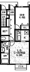 狭山市駅 5.9万円