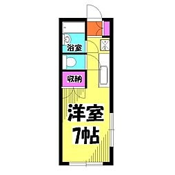 南与野駅 3.5万円