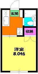 本千葉駅 2.8万円