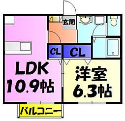 四街道駅 5.4万円