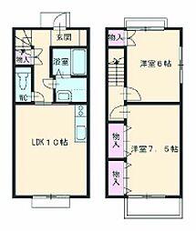 【敷金礼金0円!】Apricot House A