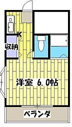 西所沢駅 3.8万円