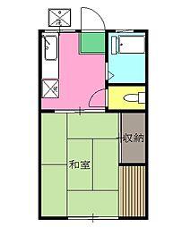京王八王子駅 3.9万円