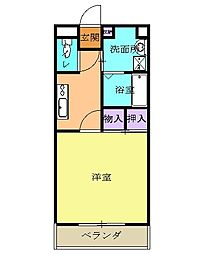 三河豊田駅 5.5万円