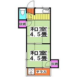赤羽駅 4.2万円