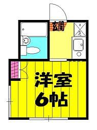 南桜井駅 3.5万円