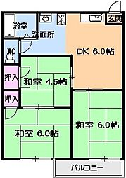 旭前駅 4.7万円