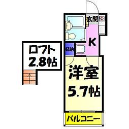 都賀駅 2.6万円