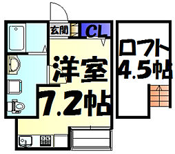 京成稲毛駅 4.9万円
